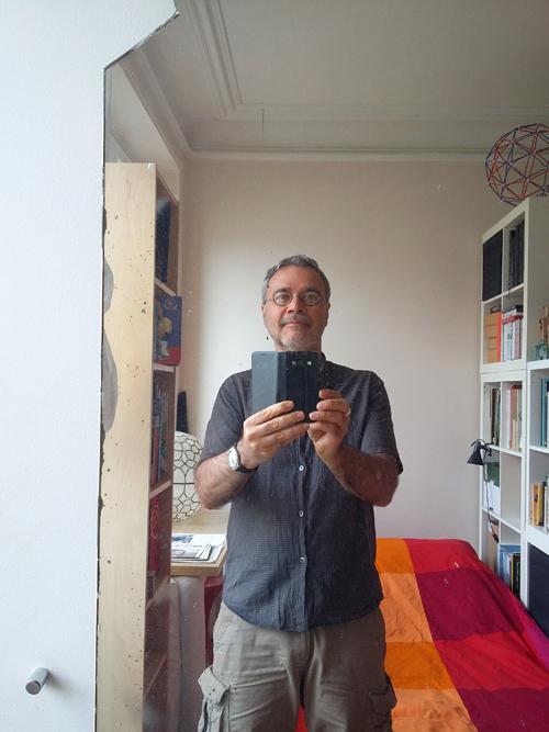 Feuilleton 2 rencontres de lure erreur de maquette for Regard dans le miroir que tu vois