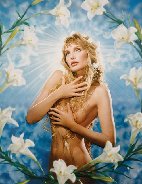 TT_interview-exclusive-pierre-gilles-photographe-retro-kitsch-arielle-dombasle-extase-paris-capitale-1