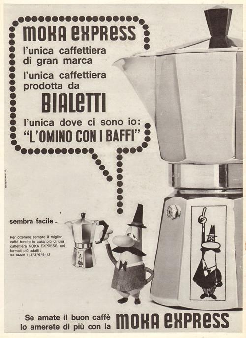 Yaqi : brosse synthétique Moka Express Bialetti-1B