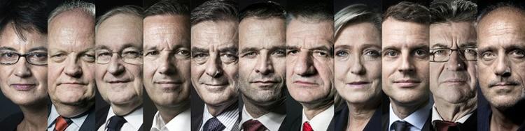 candidats-G-D-Nathalie-Arthaud-Francois-Asselineau-Jacques-Cheminade-Nicolas-Dupont-Aignan-Francois-Fillon-Benoit-Hamon-Jean-Lassalle-Marine-Pen-Emmanuel-Macron-Jean-Luc-Melenchon-Philippe-Poutou_0_726_182