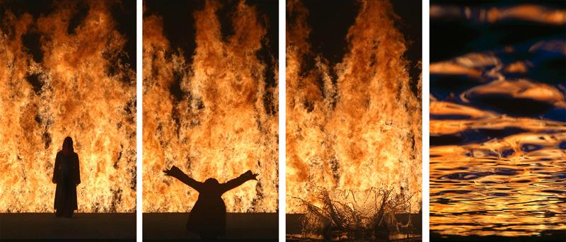 fire-woman